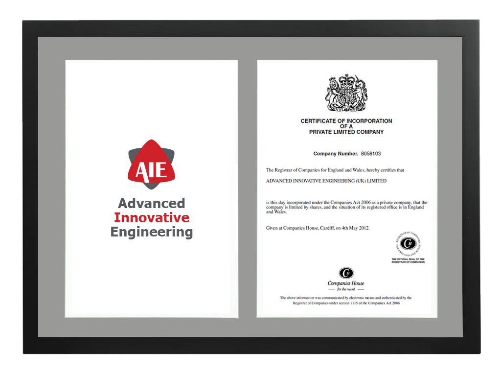 The Birth of AIE (UK) Ltd Marks New Era for Rotary Engine Development