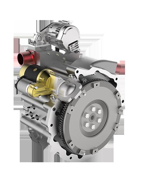 650S – 120 BHP