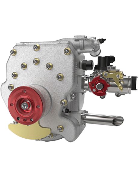 125CS-20BHP Wankel rotary engine for small medium tactical UAVs