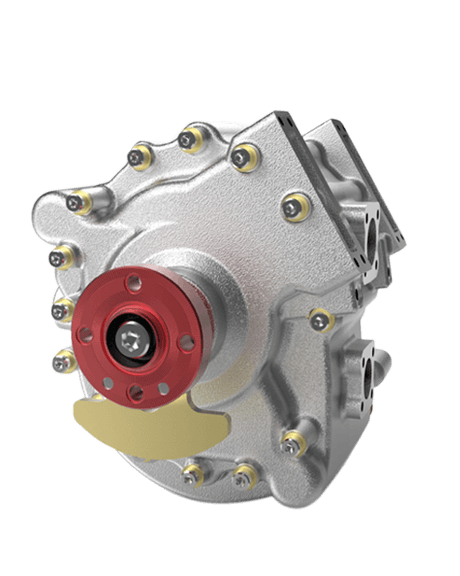 40S - 5BHP - Wankel Rotary Engine patented SPARCS technology for Hybrid Propulsion and Small UAVs