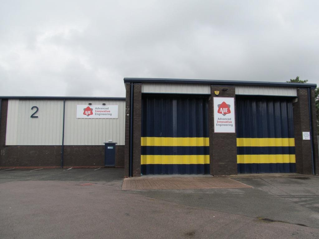 World-class engineering firm moves into Lichfield premises