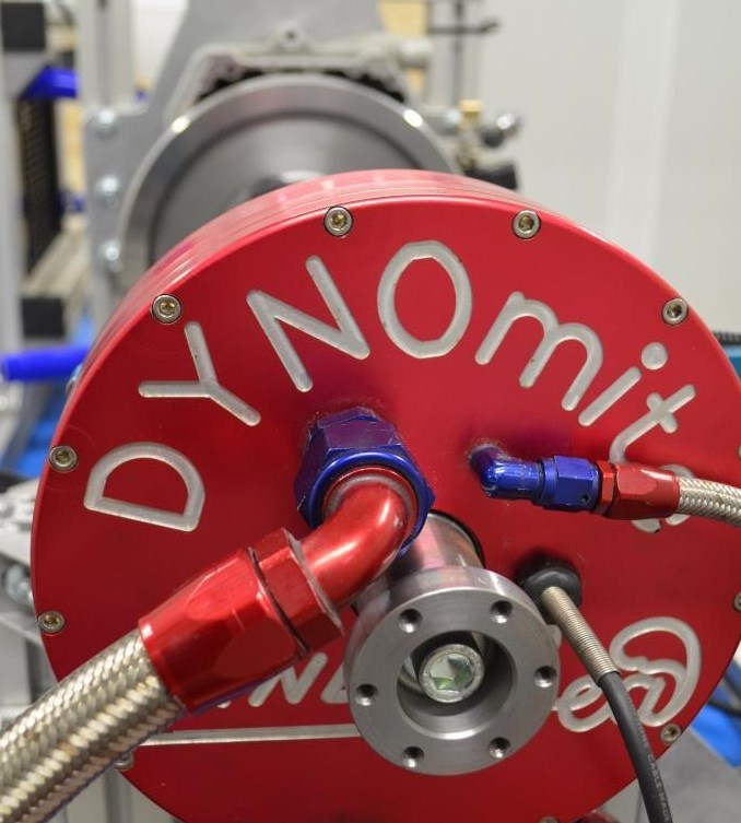 AIE install advanced Dyno Test Cell installation to aid development of world-class rotary engines