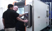 AIE continue investment in precision tools with installation of Mazak 5-Axis Milling Machine