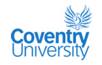 Coventry University uk brand identitiy