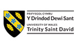 University of Wales Trinity Saint David branded logo
