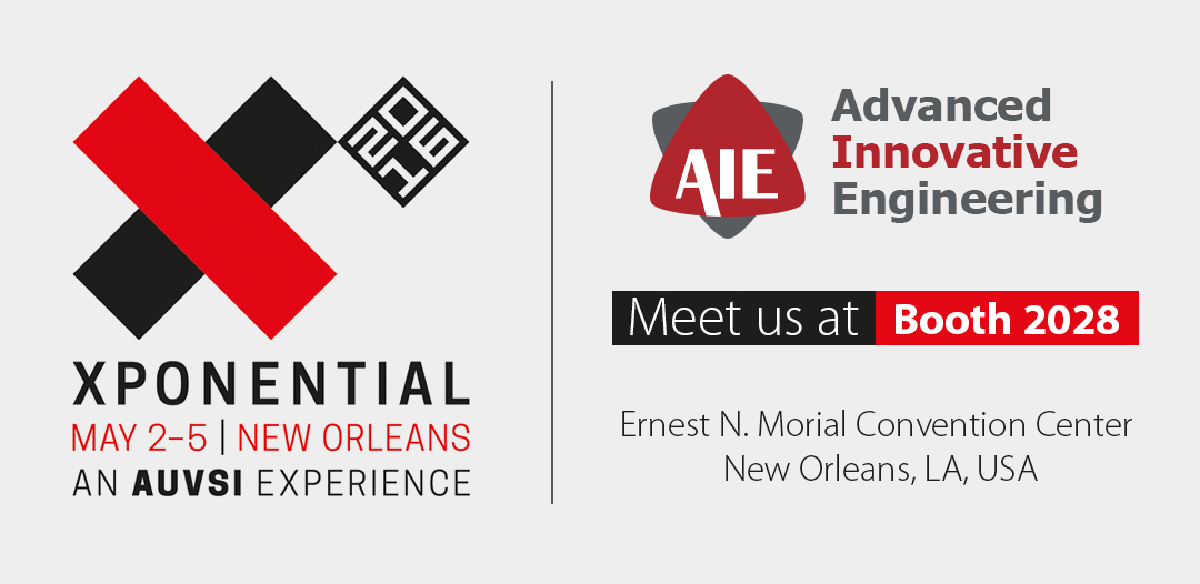 AIE to Unveil High Performance UAV Engine at AUVSI Xponential 2016