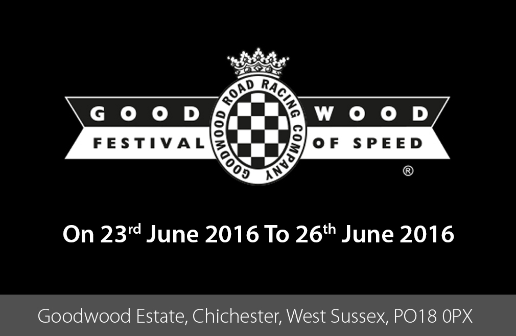 Innovations at Full Throttle for AIE at Goodwood Festival of Speed 2016