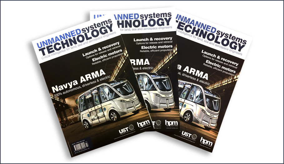 AIE Advancements Featured in Leading UAV Industry Magazine