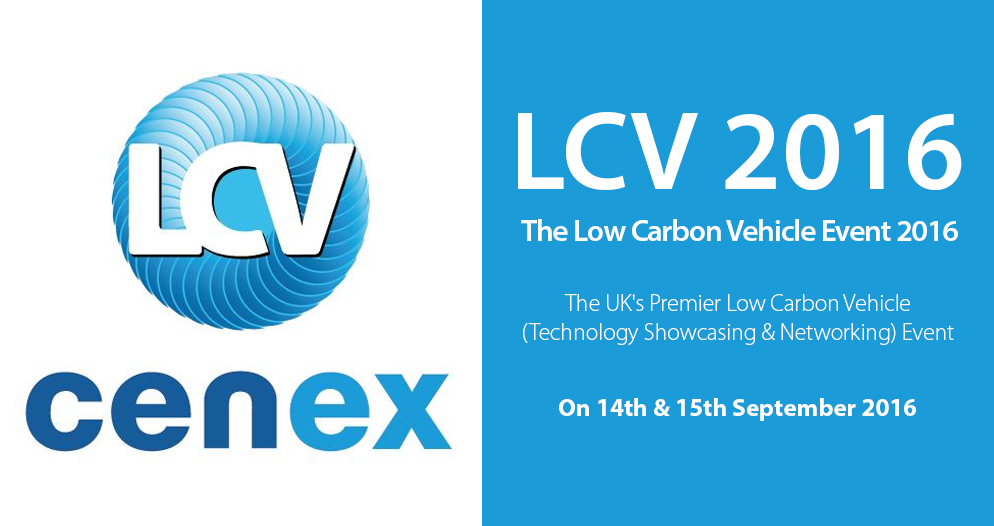 AIE Rotary Engine to Propel Low Carbon Sports Car into the Spotlight at Cenex LCV2016