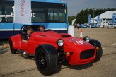 First British Rotary Engine Sports Car Makes Historic Debut