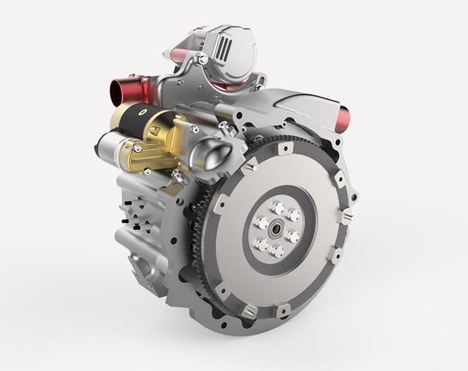 Aie Rotary Engine